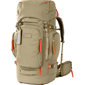 Jack Wolfskin Hobo Queen 55 Backpack Women burnt olive